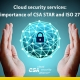 Cloud security services: the importance of CSA STAR and ISO 27001