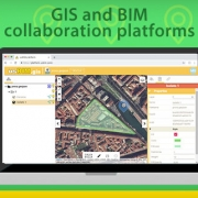 GIS and BIM collaboration platforms