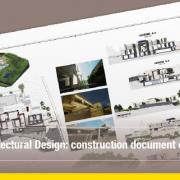 3D architectural design: construction document examples