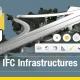 manage IFC infrastructures online