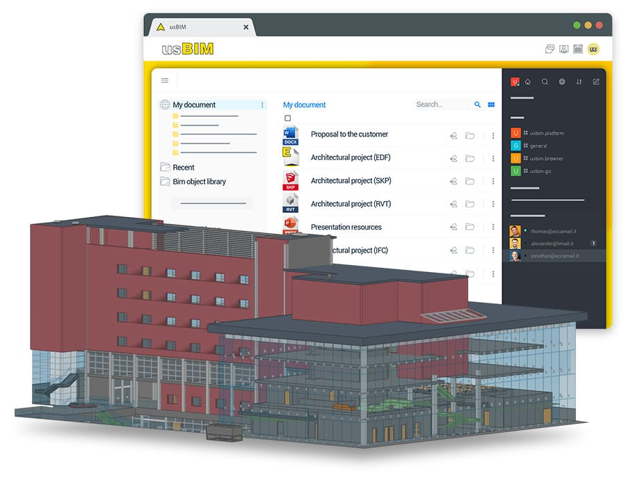 view and manage your project online
