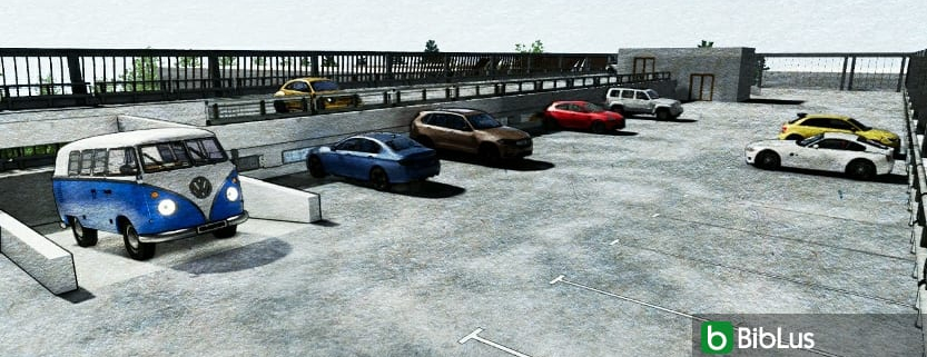 How to design a car parking: the complete technical guide