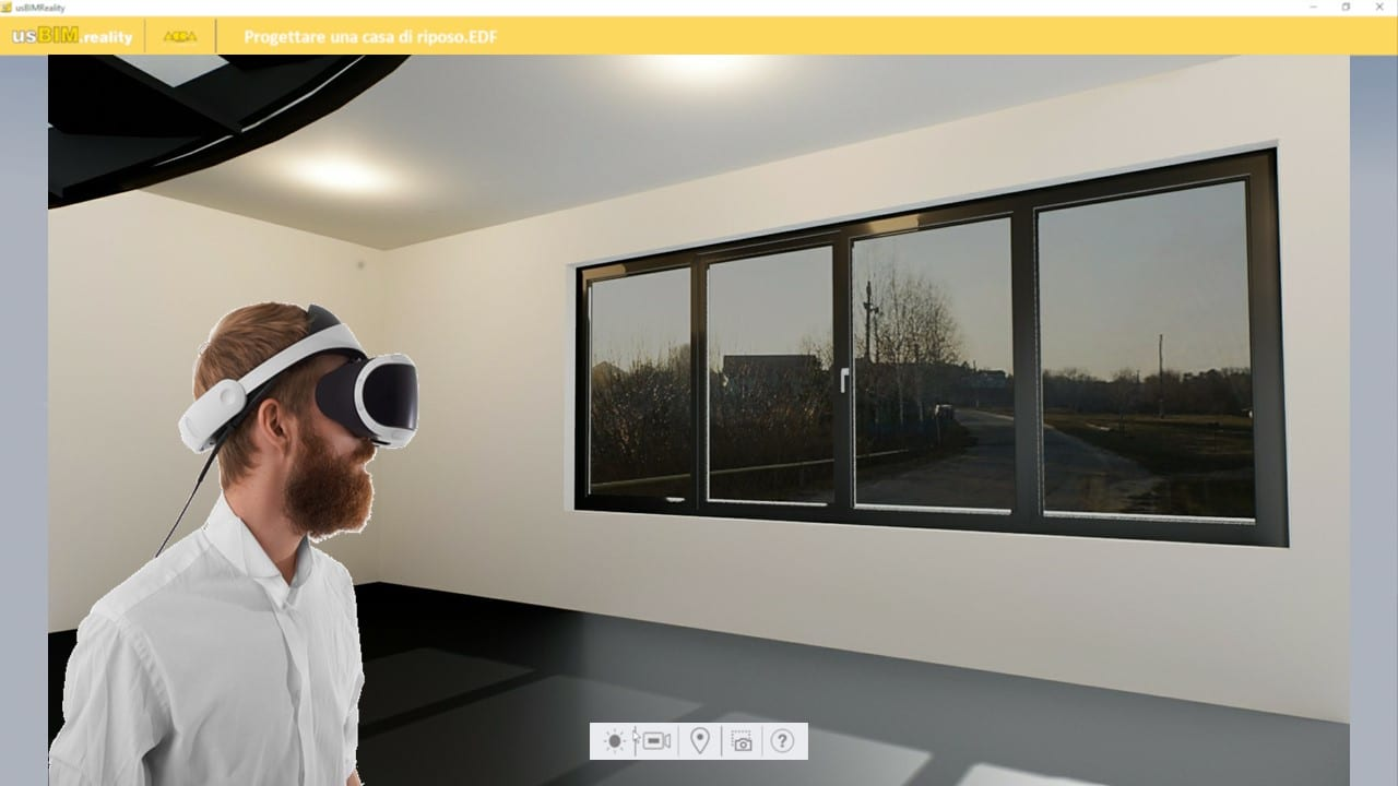 Online virtual reality: advantages in the design phase