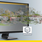 Viewing Point Cloud cluster files online