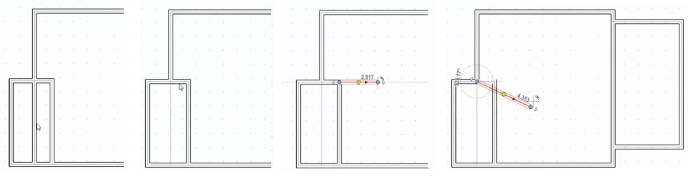 imagen que muestra como editar las caracteristicas y las propriedades de una envolvente