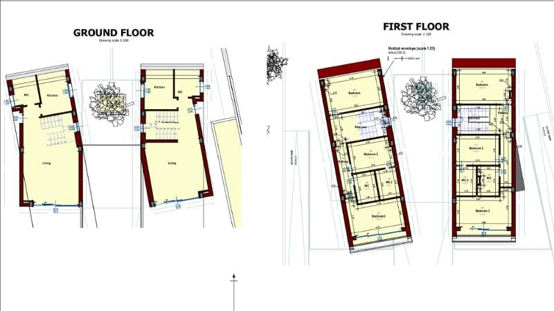 Realizar un proyecto arquitect nico con un software bim for Piani casa colonica di un livello