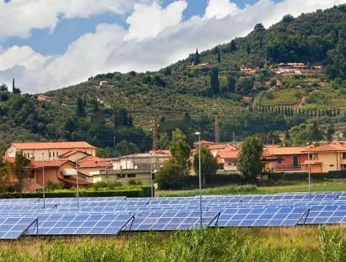 Diseño de instalación fotovoltaica