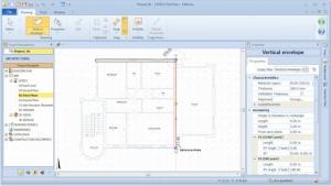 Imagen que muestra la interfaz de Edificius
