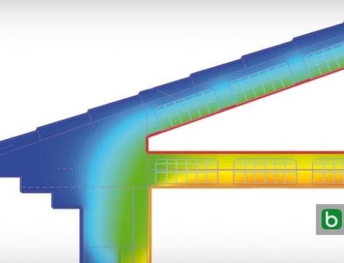 Cálculo de puentes térmicos: cálculo numérico y cálculo con puentes térmicos