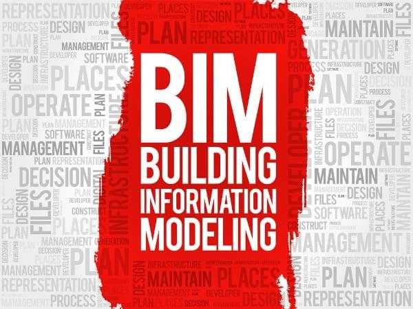 imagen en color con ejemplos de acronimos BIM
