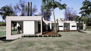 Exterior 1 - Render Edificius