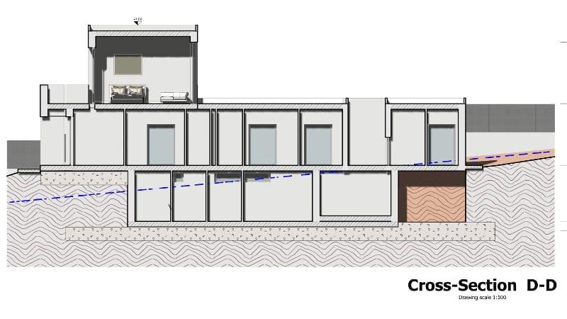 Dise o arquitect nico con un software bim casa camarines - Software para diseno de interiores ...