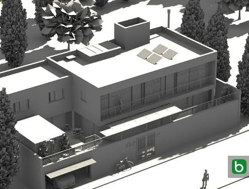 Realizar una vivienda unifamiliar con un software BIM Edificius