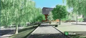 Edificius diseño de los espacios exteriores