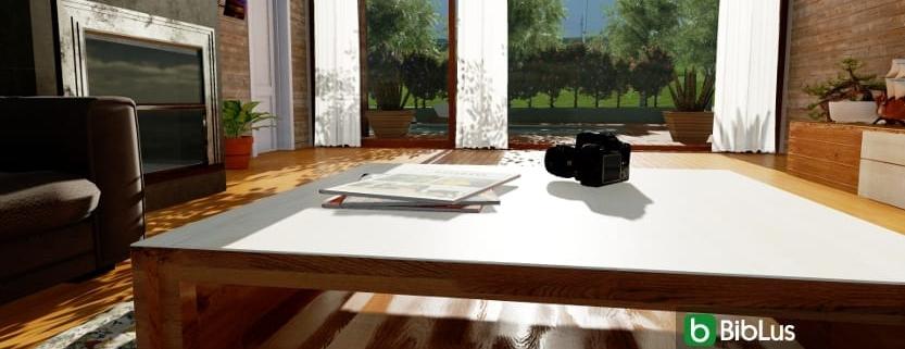 Como hacer una foto esférica de 360° con un software BIM Edificius