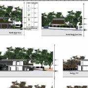 Niveles y planos en un software BIM para la arquitectura