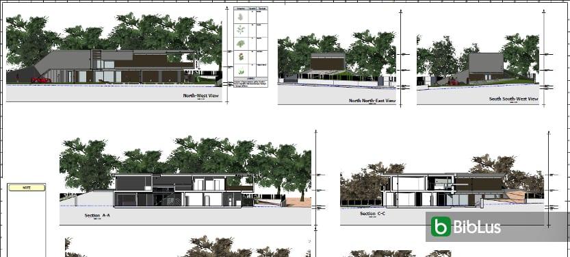 Niveles y planos en un software bim para la arquitectura for Niveles en planos arquitectonicos