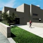 Caminos de acceso - Park House - Edificius