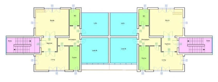 Distribución funcional de los ambientes (Imagen 4)