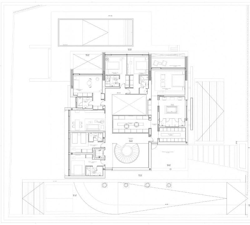 Primer piso - Park House -