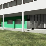Detalle Pilotes Villa Savoye - Le Corbusier