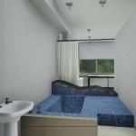 Otra vista del baño - Villa Savoye -
