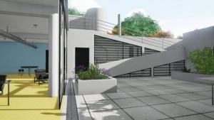 Promenade - paseo arquitectónico