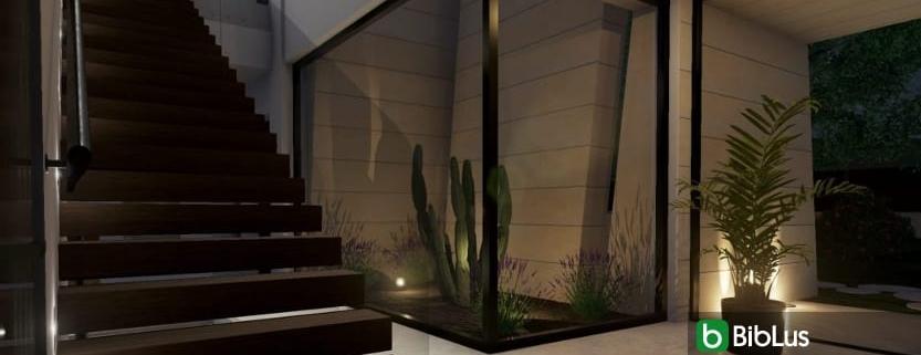 Realizar una escalera en un modelo BIM Edificius