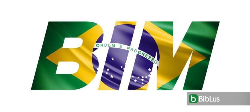 Imaginen iconica sobre el BIM en Brasil
