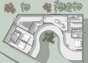 Casas-unifamiliares-arquitectos-famosos-casa-kwantes-planta-primer-nivel