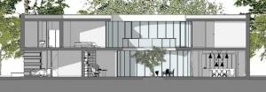 Casas-unifamiliares-arquitectos-famosos-casa-kwantes-sección-B-B