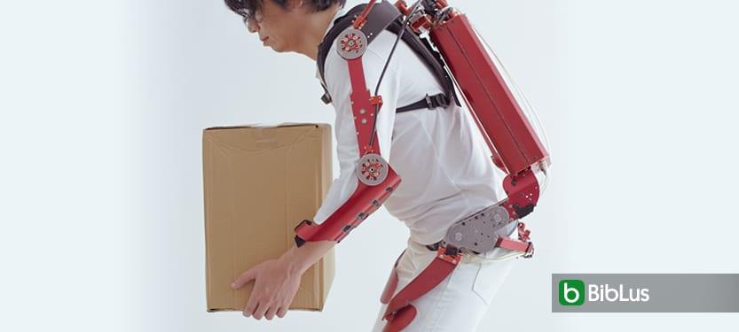 Tendencias tecnológicas en la construcción 2018: los exoesqueletos