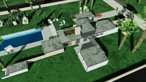 Vivienda-unifamiliar-Casa-Kaufmann-render-software-BIM-Edificius
