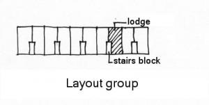 bosquejo-casas-en-linea-agrupacion