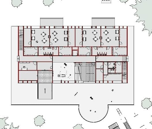 plano-planta-baja-Troplo-Kids_software-BIM-arquitectura_Edificius