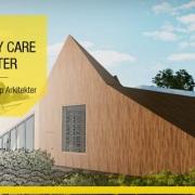 Construccion escuelas proyectos y ejemplos en DWG para descargar inmediatamente_Raa Day Care Center-Dorte Mandrup Arkitekter