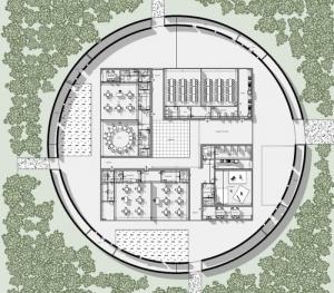 Diseño-Guardería-infantil_Plano-planta-baja_Ponzano-Children_software-BIM-arquitectura-Edificius