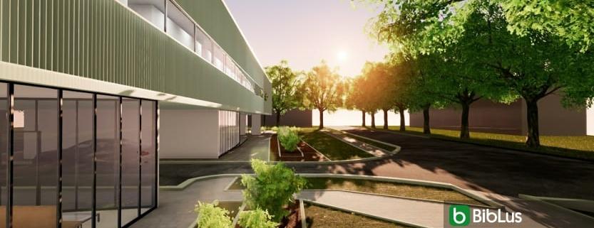 Diseño de un centro de salud: criterios de diseño, tipo y ejemplos en DWG para descargar
