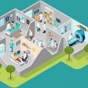 Planos de hospitales, una guía con archivos y ejemplos para descargar