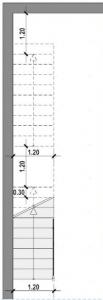 Diseño-de-escaleras-interiores_Escalera-linear-software-BIM-arquitectura-Edificius