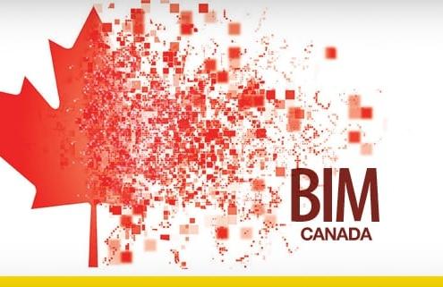 BIM en el mundo, la comunidad técnica canadiense esta lista, pero las instituciones todavía no