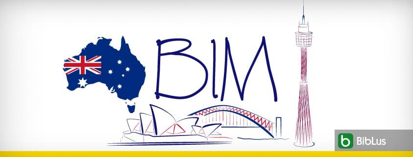 Imaginen iconica sobre el BIM en Australia