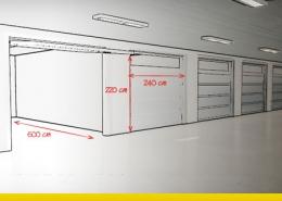 Cómo diseñar un garaje: una guía util con ejemplos 3D y dwg de proyectos de garaje realizados con software BIM