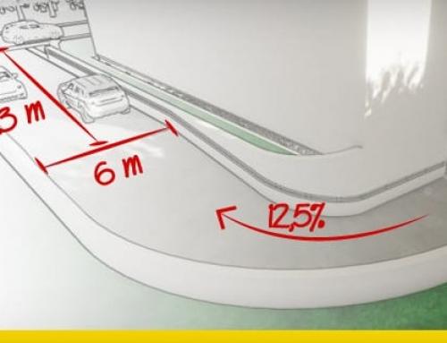 Diseño de la rampa garaje: la guía completa
