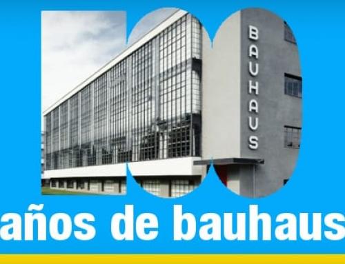 100 años de la Bauhaus: historia, eventos e iconos