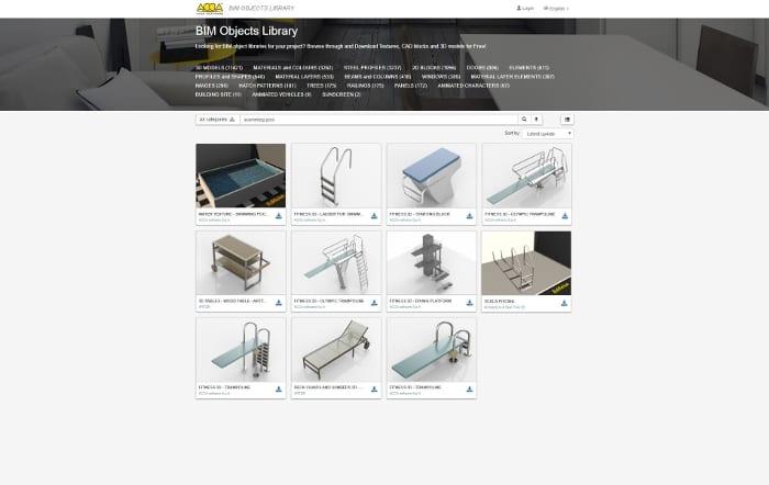 Arquitectura-de-piscinas-catalogo-objetos-BIM