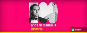 100 años de la Bauhaus: la historia de la Bauhaus, hacia la Nueva Arquitectura