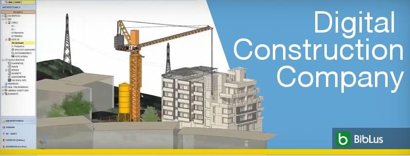 Digitalización del sector de la construcción: nueva oportunidad de negocio para las empresas
