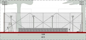 Como-hacer-una-pista-de-tenis_Seccion-B-B_software-BIM-arquitectura-Edificius