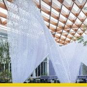 Construcciones tecnológicas: el primer edificio realizado por autómatas